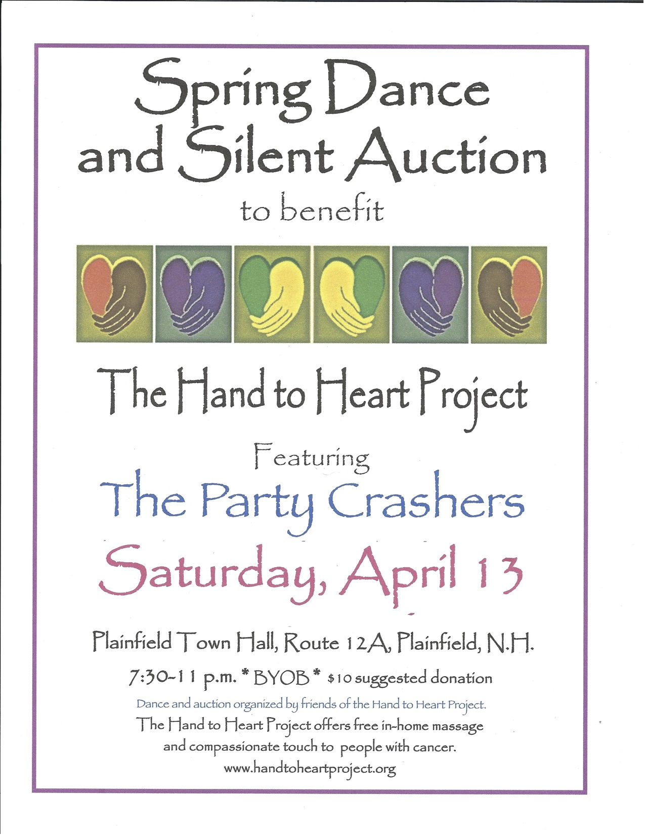 Spring Dance and Silent Auction 2019